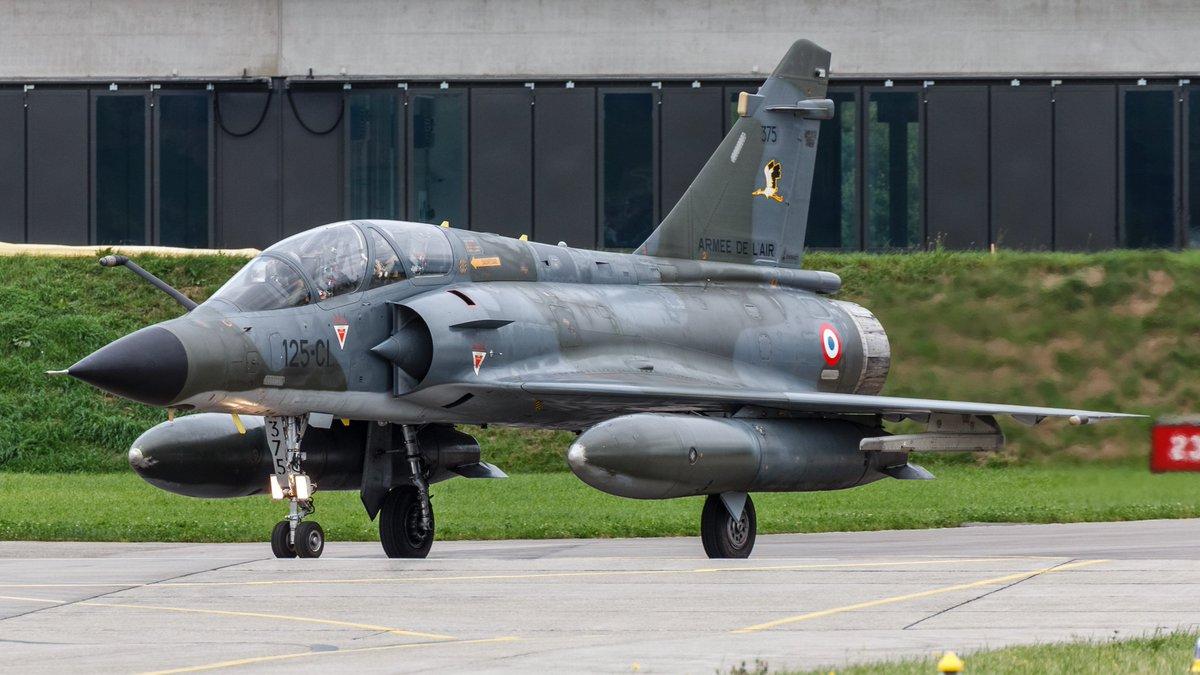 Dassault Mirage 2000N 125-CI  (MSN 375 - 1st Flight: 1990) . #ArmeedelAir #Military #AirForce #MilitaryAviation #Mirage #Mirage2000 #LSMP #Dassault #DassaultAviation #MegaPlane #ShotOnCanon #Canon #Aviation #AvGeek #AviationPhotography #Schweiz #Suisse #Payernepic.twitter.com/hcgRFVa11v