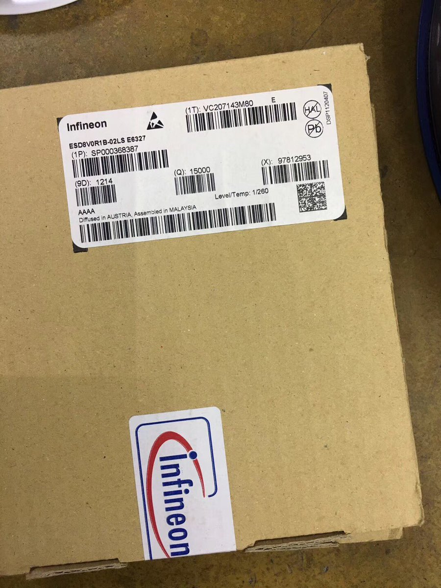 test Twitter Media - excess inventory parts Just arrived at the warehouse 😘 Email: 13927462033@163.com #Excessinventory #Excessstock #Stocklist #Excesslist #stockparts #stockpart #Excessparts #Excesspart #supplychain #MLCC #TDK #AVX #Murata #KEMET #ElectronicComponent #Electronicparts https://t.co/GSGocrHpoS