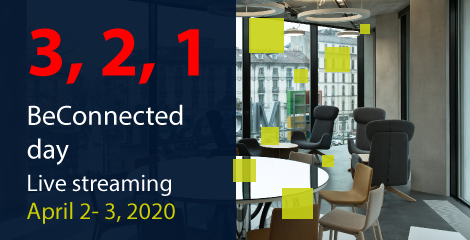 There are only 2880 minutes left to BeConnected day!. Sign up here   https:// hubs.ly/H0nGwx70     and listen to the speech of our Business Development Manager, Giovanni Nieddu, about our Attendant Console. #bcd2020 #modernworkplace #teams #attendantconsole #contactcenter #recorder<br>http://pic.twitter.com/Jpw0uenCJc