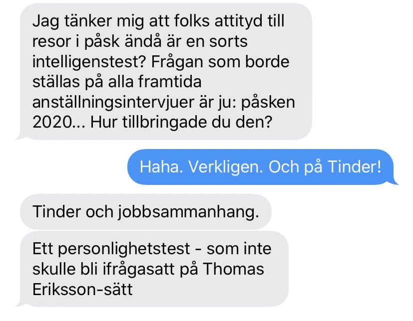 Kndisarna som dejtar p Tinder - Nyhetsmorgon (TV4
