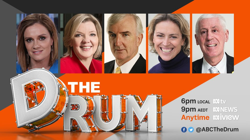 Tonight on #TheDrum: the federal government strikes a deal with private hospitals – what does this mean for front line #coronavirus healthcare? Plus, the winners and losers of the #JobKeeper wage subsidy plan.