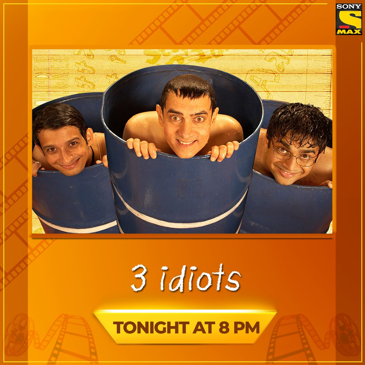 Excellence or Success? Find out which is the greater pursuit tonight!   : #3Idiots : #SonyMAXUK : 8pm  #MAXUK #BollywoodMovies #Bollywood #BollywoodActor #BollywoodActress #Bollywoodstyle #romance #Love #Heartache #AamirKhan #KareenaKapoorpic.twitter.com/NuIKcTC58f