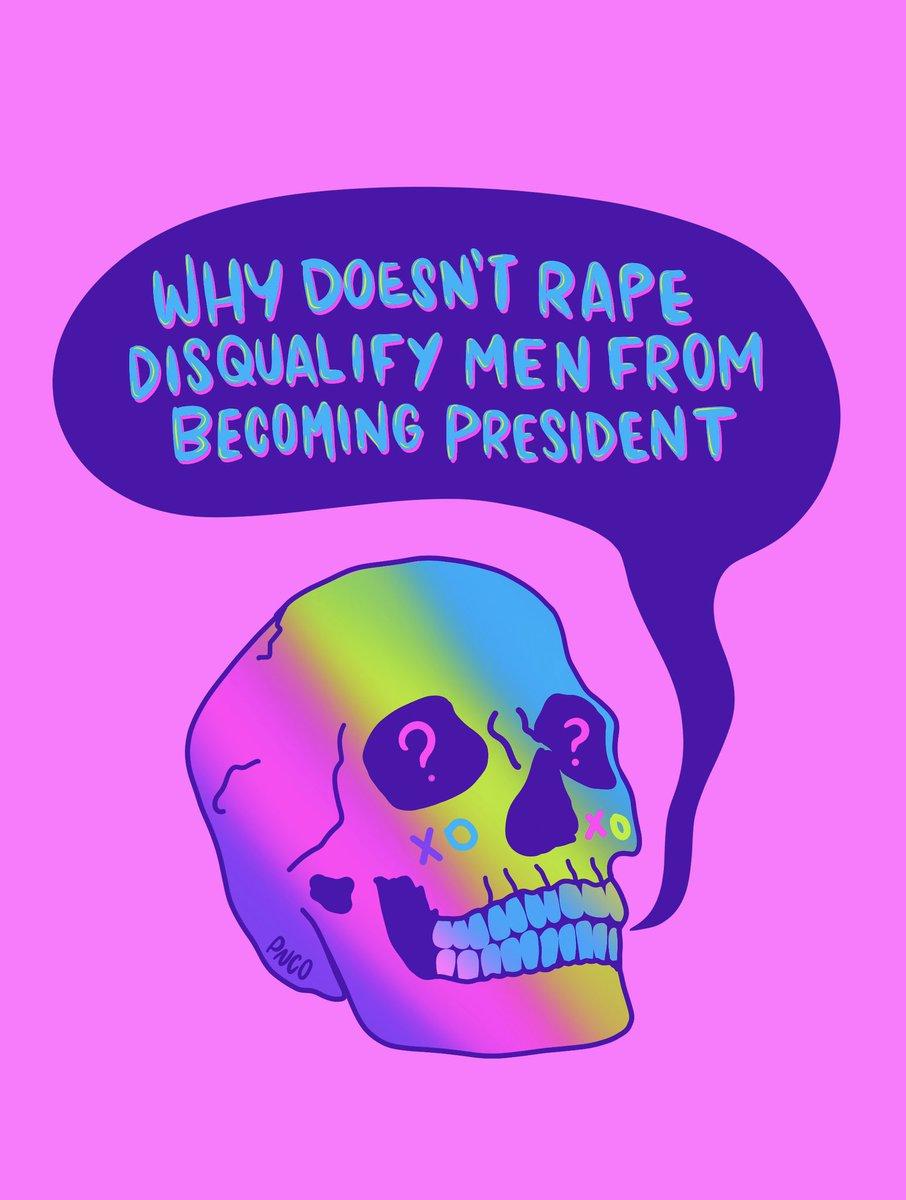 Replying to @prettynobodyco: 🤔🤔🤔🤔 #BelieveTaraReade #BelieveWomen #TimesUpBiden #MeTooBiden #MeTooUnlessItsBiden #NoMoreRapistsInWH #Bernie2020 #BernieBeatsTrump