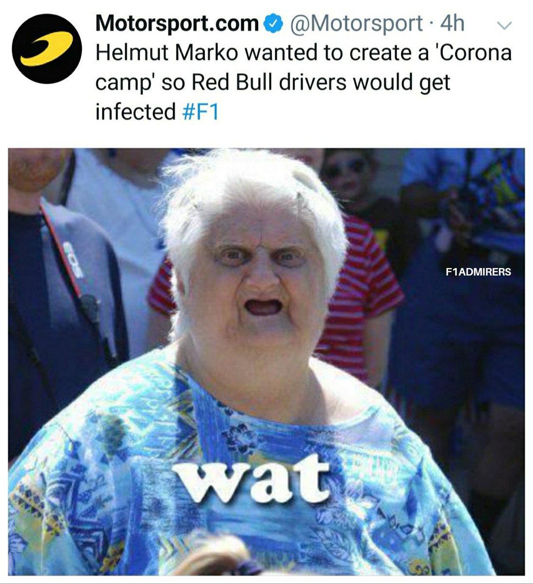 Ok then. -- #HelmutMarko #Vettel #LewisHamilton #ForzaVettel #TeamLH #Leclerc #Valtteri #ScuderiaFerrari #MercedesAMGF1 #CS55 #DanielRicciardo #NicoHulkenberg #LanceStroll #KimiRaikkonen #SauberF1Team #RobertKubica #F1Driver #F1Fans #F1Cars #SimRacing #F1 #FormulaUno #Formula1