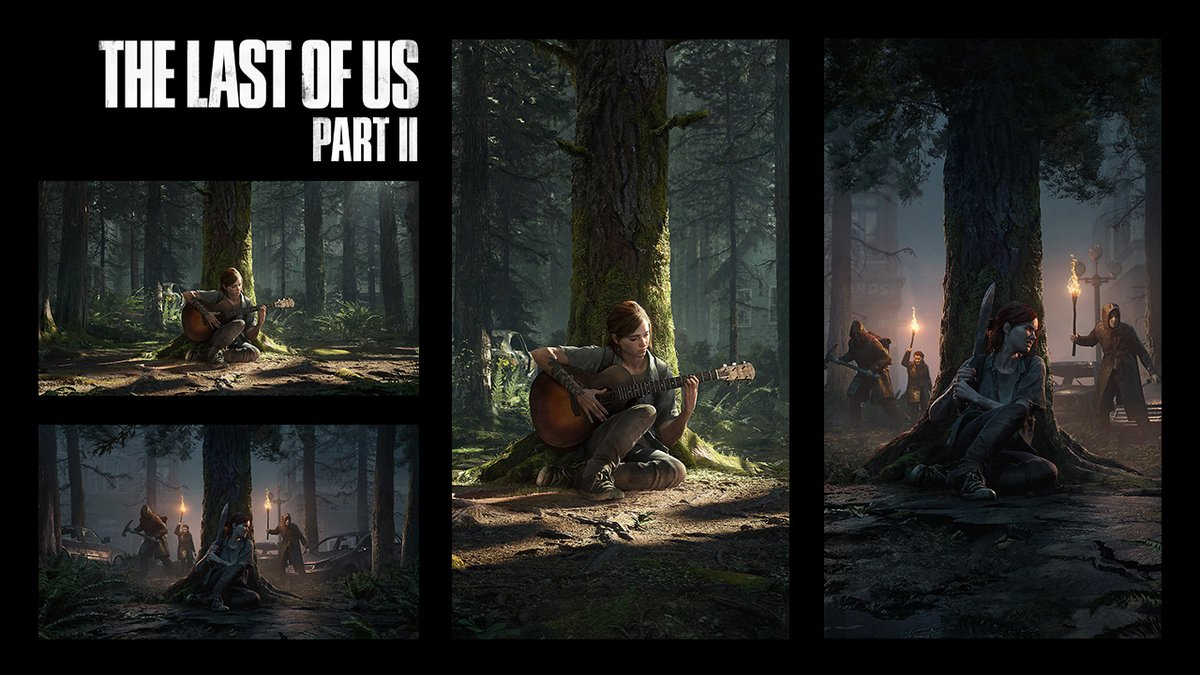 Playstationau On Twitter The Last Of Us Part Ii Wallpapers For