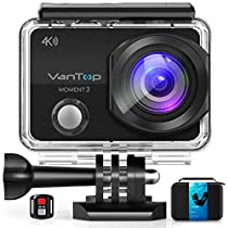 #AMAZON.com DAILY #DEALS  Now 15% off:  VanTop Moment 3 4K Action Camera w/Gopro Compatible Carrying Case,Remote Control,16MP Sony Sensor,30M Waterproof Camera w/Gopro C...  More info: https://amzn.to/2w6XthK   Follow @alv_wood Deal-ticker, #free trials & more.pic.twitter.com/yPHZc3Jq3u
