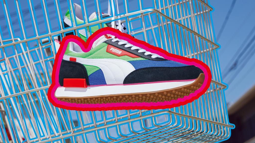 De volta para o futuro. Retomamos o sucesso da história que começou nos anos 80 e chegou com tudo agora. Conheça o PUMA Future Rider Play On no http://PUMA.com e lojas Authentic Feet, Artwalk e Your ID.