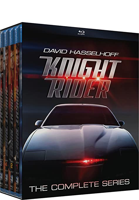$37.59 Knight Rider complete #bluray series  https:// tinyurl.com/qr7nkf8      #discdrops<br>http://pic.twitter.com/26VGOUl4vD