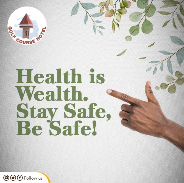 We hope you are taking care of your lives and those around you. ❤️  Get ample sleep, eat well and remember to engage in some kind of body movement everyday.   #StaySafe #BeSafe #healthtips #StayhomeUG https://t.co/ep6BfGPt89
