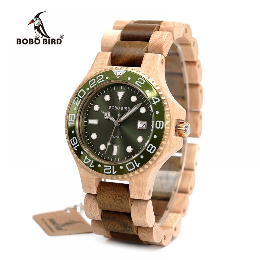 #dailywatch #watchaddict BOBO BIRD WO25 Sparkling Dial Face Men Dress Wooden Quartz Watch with Calendar Display Natural Wood Watches Relogio https://www.wooden-watches.biz/bobo-bird-wo25-sparkling-dial-face-men-dress-wooden-quartz/…pic.twitter.com/hxbZkVhuzp
