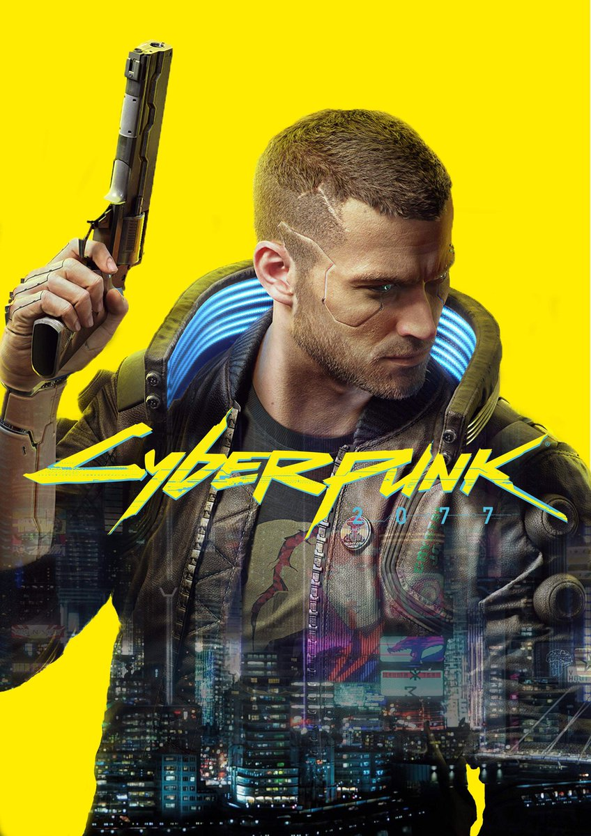 Something I made today. Not completely original but I wanted to make one of my own. @CyberpunkGame   #Cyberpunk2077