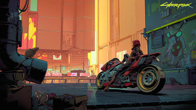 Cyberpunk 2077 showed on fresh shots #gamedev  #games  #gamer  #news  #gaming  #Cyberpunk2077