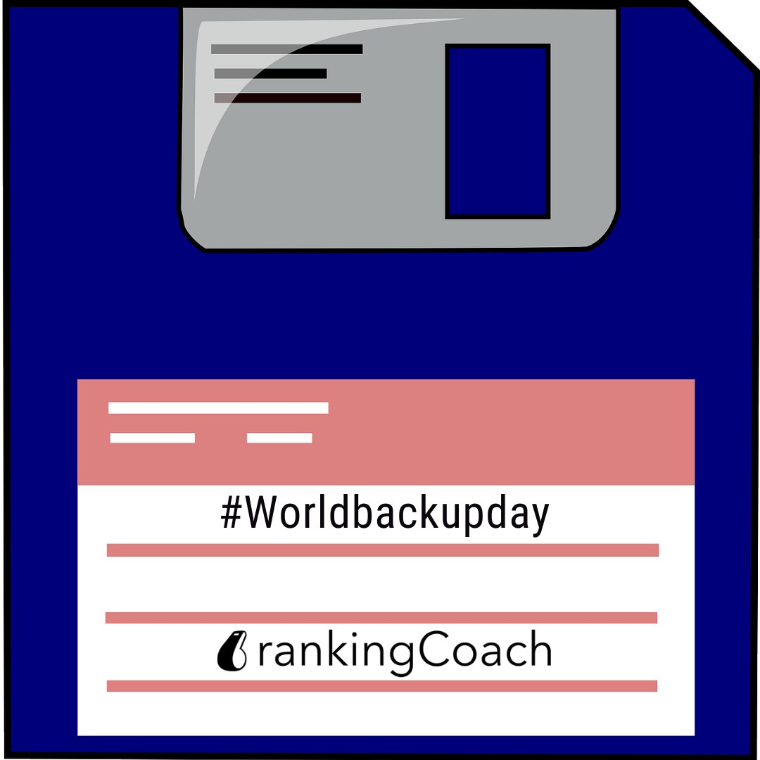 #WorldBackupDay