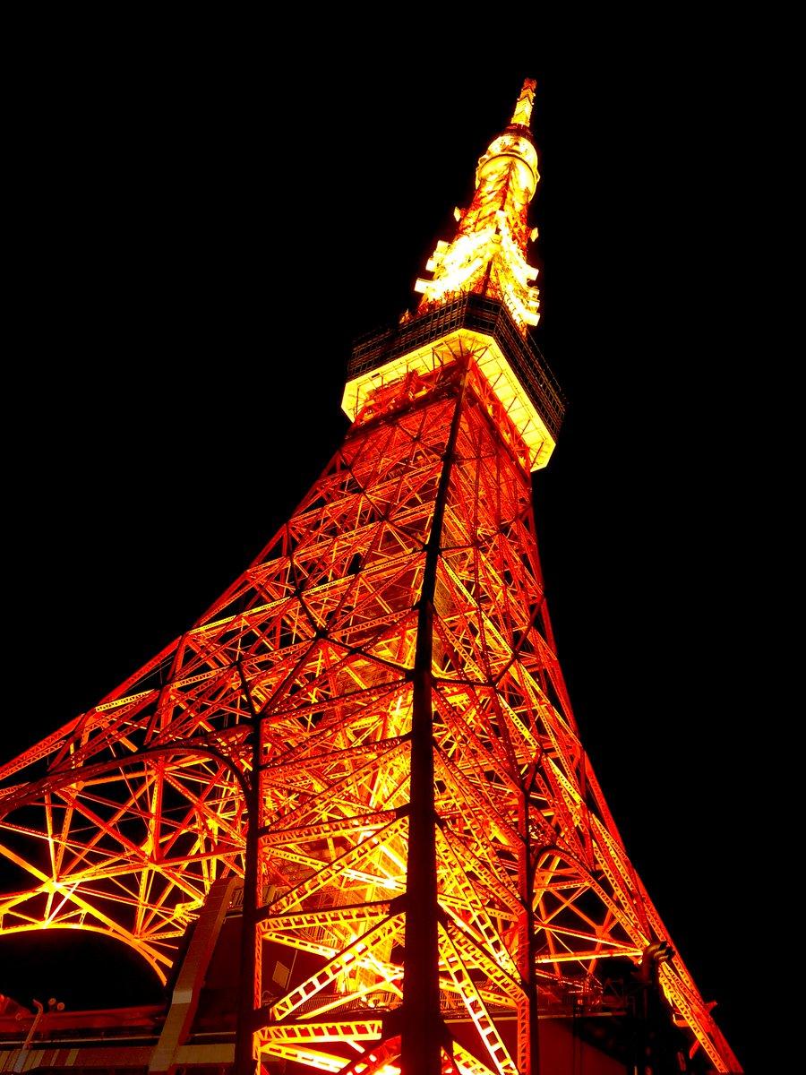 東京タワー綺麗だよね。  早く空気も綺麗になって欲しい。 綺麗になったら日本だけじゃなく世界中の皆が喜ぶんだよ。  皆が困ってるんだよ…  #東京タワー pic.twitter.com/TJeWPPVnEC