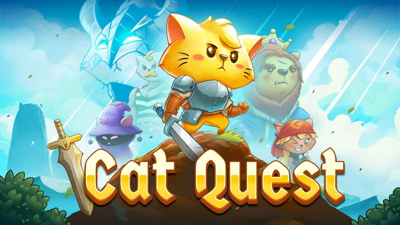 Cat Quest: Το βραβευμένο mobile game διαθέσιμο δωρεάν για Android και iOS  https://www.techgear.gr/cat-quest-to-vraveymeno-mobile-game-diathesimo-dorean-gia-android-kai-ios-26802…pic.twitter.com/n5M58YdLfw