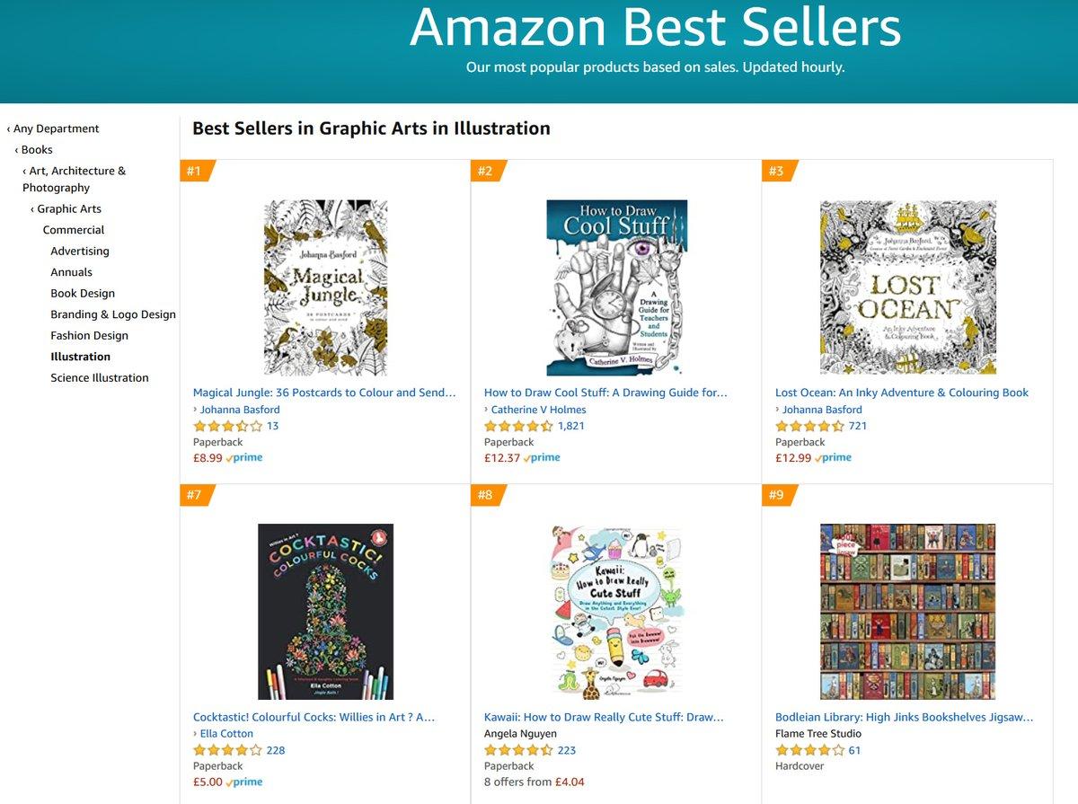 Thank you to everyone buying @ellacottonart  #books during the #lockdown  UK:  https:// amazon.co.uk/Ella-Cotton/e/ B0753G16T3  …   US:  https:// amazon.com/Ella-Cotton/e/ B0753G16T3  …    #StayAtHomeSaveLives  #book  #StayHomeBands #AmazonPrime #funny #staysafe #TuesdayThoughts #TuesdayMorning #TuesdayBookBlog<br>http://pic.twitter.com/MFV7rFdb8B