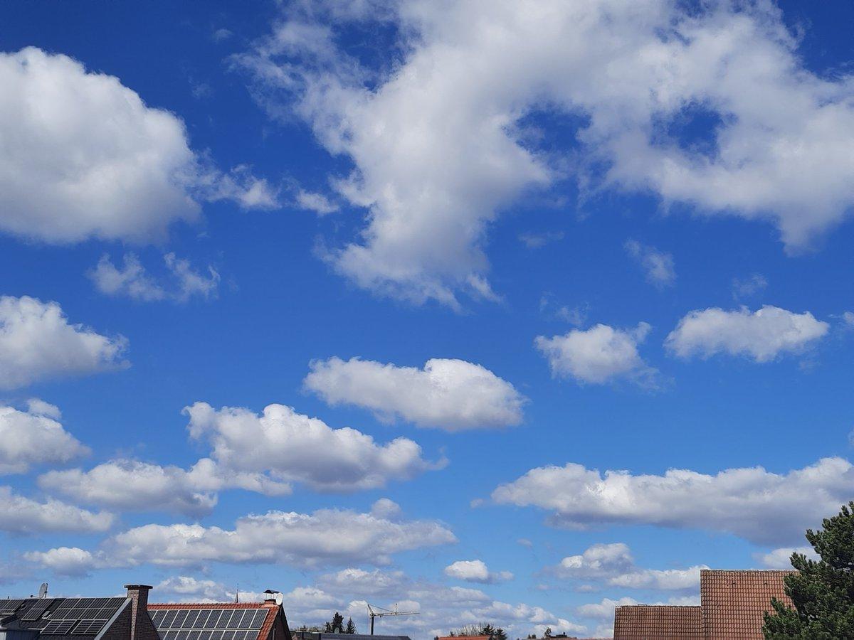 sur le ciel de...  #Haltern am See  #live pic.twitter.com/SojoBhq2zk