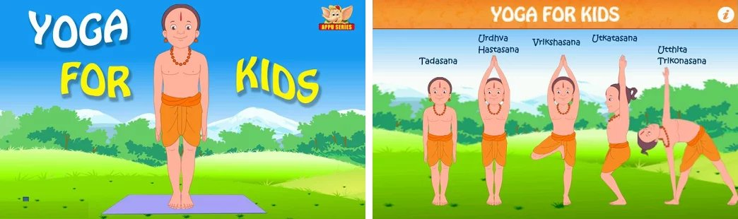 Set Yoga as a routine from childhood, it will be one that you hold on to for your life.  #YogaForKids #YogaVideos #YogaAnimation #AppuSeries #ChildrenRhymes #RhymesForChildren #KidsAnimation #PopularRhymes #ClassicRhymes #NurseryRhymes #Appu