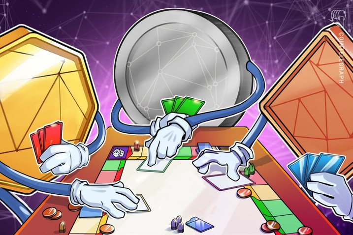 The alpha version of the first game built on the Tezos #blockchain  is being prepared A #blockchain  card game developed by Tezos co-founder Kathleen Breitman will launch in alpha during April. #n2group  #nexfolio  #n2  #n2security  #cryptos  #arbitrage   #bitcoin  #bot  #trader  #trading .
