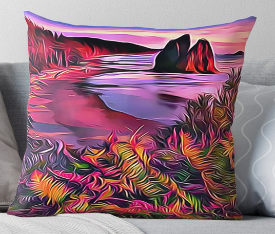 #Magic #World #Sunset #Lagoon Unique #Artwork Printed Front & Back on a Throw #Pillow The covers have hidden zipper closures, and are totally washable, Choice of Cover & insert or Cover Only, Sizes Available 16x16, 18x18, 20x20, 24x24, 26x26 http://bit.ly/MWSLPillow  pic.twitter.com/dEUT1Y8Xzf