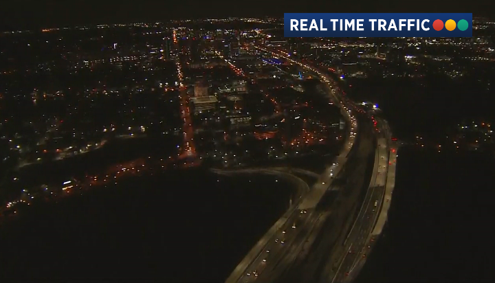 Sky 13 shows us no issues on I-4 in Downtown #Orlando. #News13Orangepic.twitter.com/vG7nuQKTT0