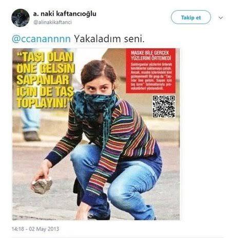 """Sabri İŞBİLEN on Twitter: """"Canan Kaftancıoğlu gibiler Gezi darbe girişimine kalkışmasa 200 milyar dolar devletin kasasında kalırdı. Hem suçlu, hem yüzsüzler.… https://t.co/U3FCzxJMNB"""""""