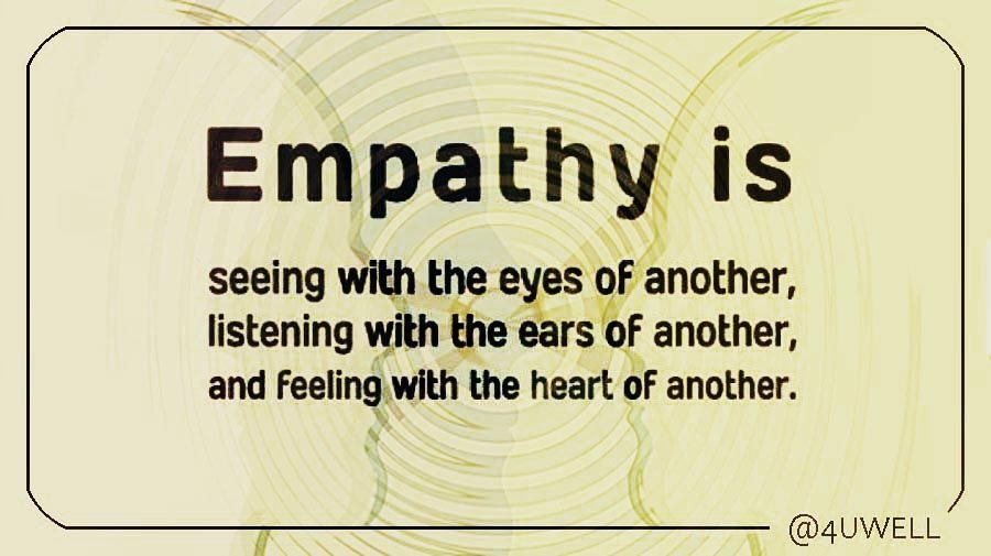 More than ever, may EMPATHY be our guide! #Coronavirustruth #COVID19 #StayAtHome #TuesdayMotivation #TuesdayThoughts