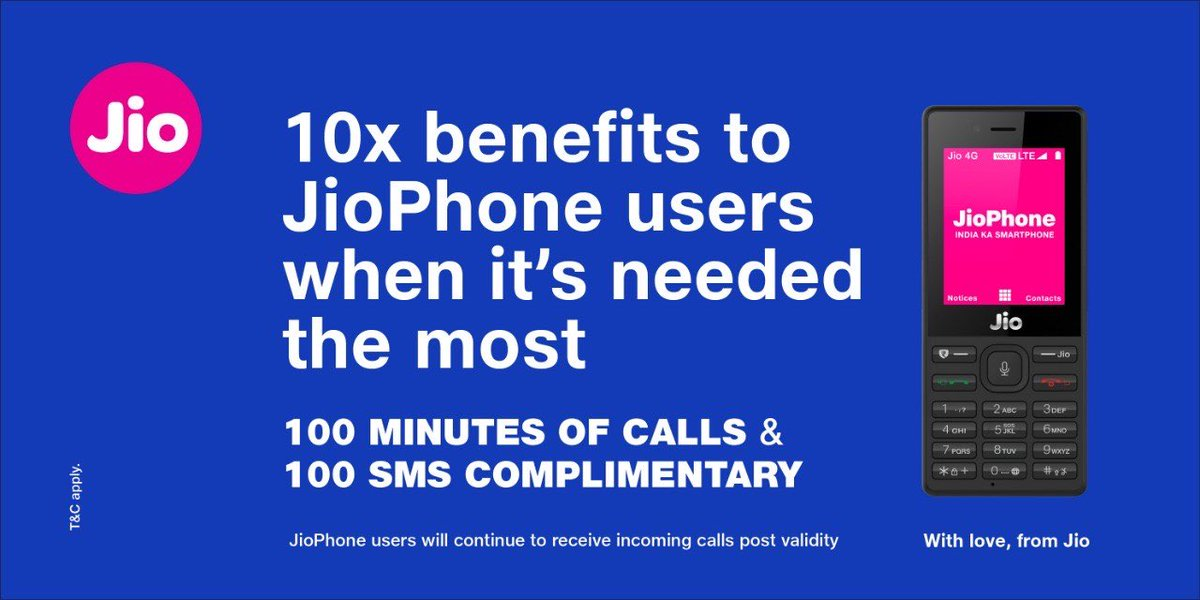 Jiophone Hashtag On Twitter