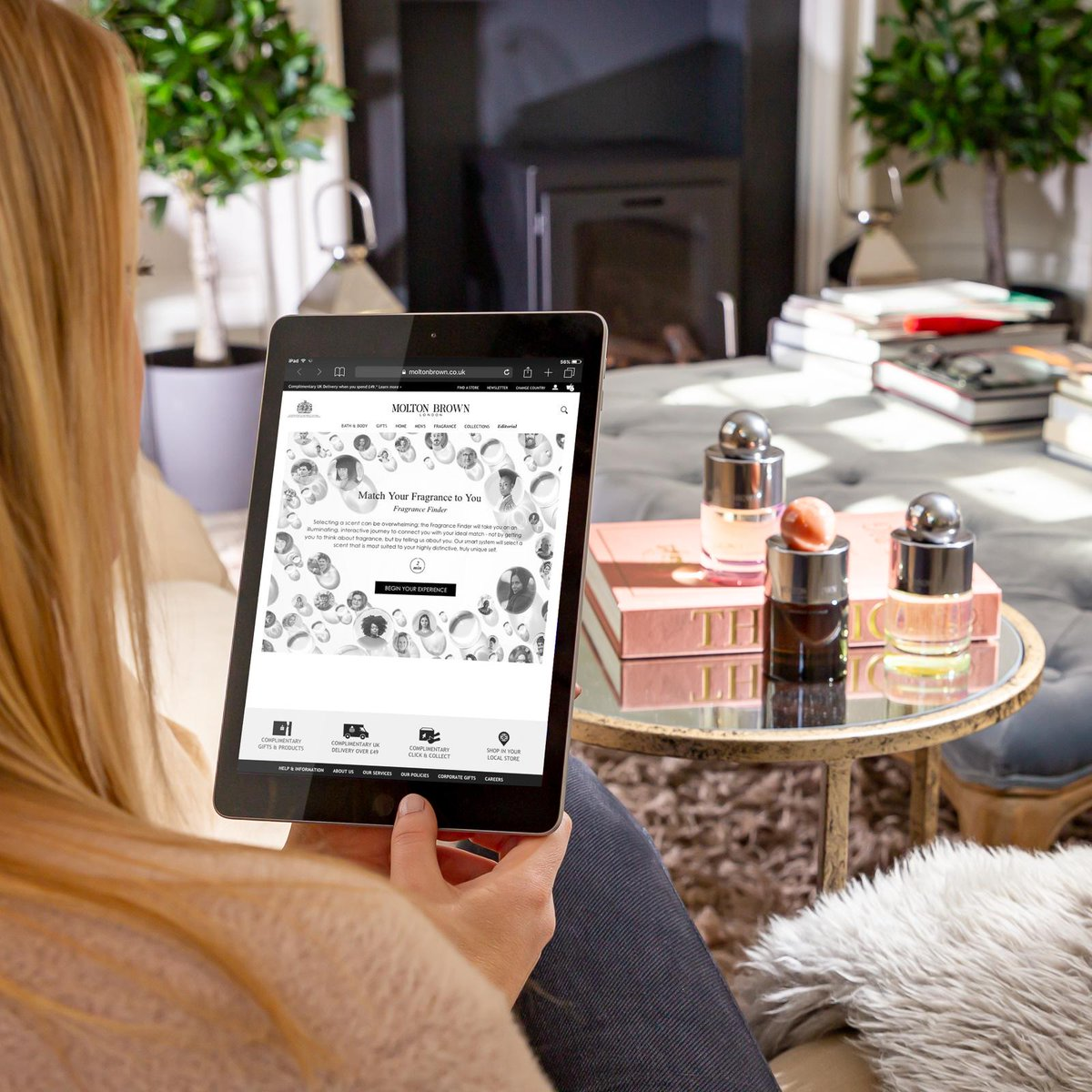 Molton Brown Uk On Twitter And Now For An Online Quiz You Ll Love Find Your Signature Scent Your Perfect Fragrance Personality And Match Embark On An Illuminating Interactive Journey With Our Fragrance
