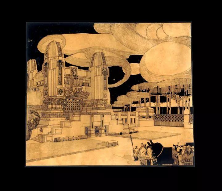 Antonio Sant'Elia 1888-1916 #architecture #arquitectura #drawing #SantEliapic.twitter.com/hLwYuiDntg