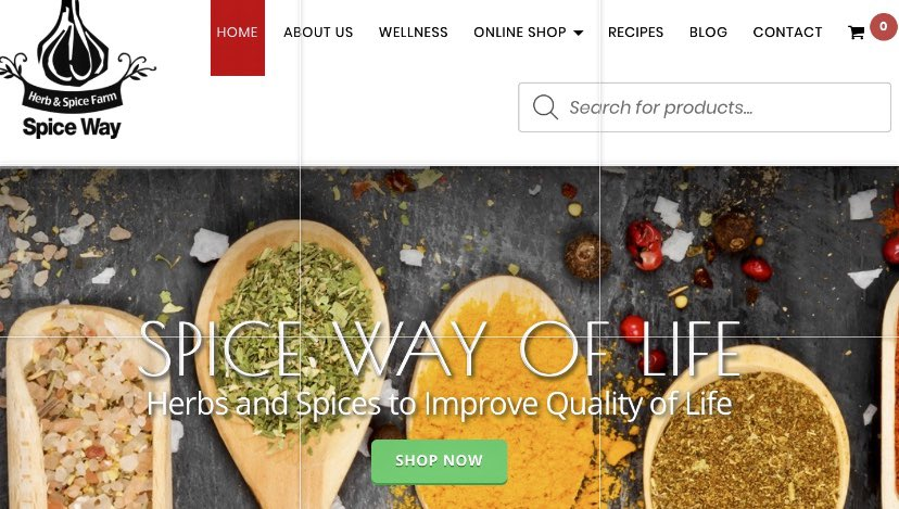 Our lovely Spice Way shop at Battlers Green Farm is closed but our ONLINE SHOP remains fully OPEN to provide all your Spice Way needs @  #spices #teas #cooking #recipes #tastyfood