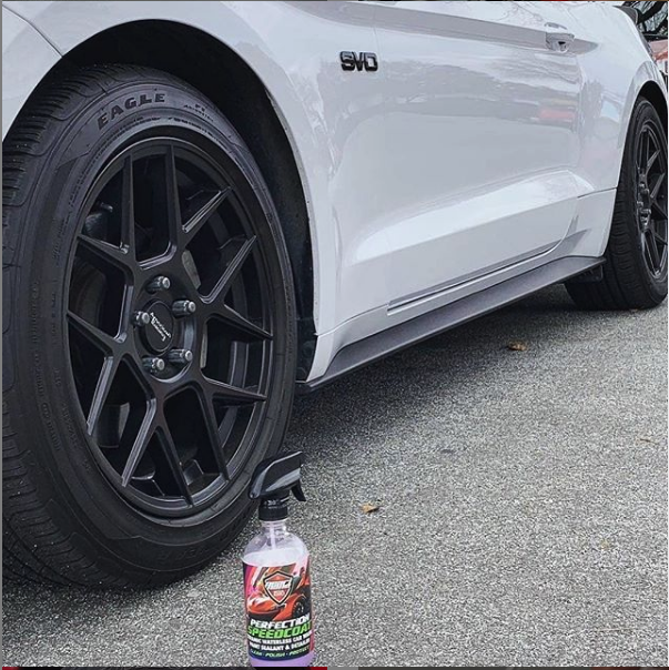 Speedcoat is not only a Waterless Wash, it's also an amazing Ceramic Coating Maintenance Spray! Check out the gloss with Pearl Nano Speedcoat & Ceramic Coatings  • • @sgautodetail • • #pearlnano #detail #detailer #detailing #autodetail #autodetailer #detailersofigpic.twitter.com/1nep8ombVK