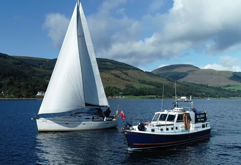 Sailing, motorboating and powerboating in bonnie Scotland. Check out @YouAndSea for your next RYA course. For more info click here... http://bit.ly/youandseapic.twitter.com/2BhddbOkvr