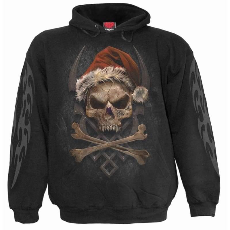 ROCK SANTA - Hoody Black  $  49.99.   https://pooo.st/lfInY  #jacket #coat pic.twitter.com/SQh5w3ppWz