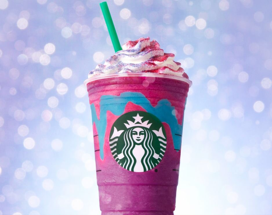 Pretty in Pink. From 1st April-14th April, get the Limited Edition Unicorn Frappuccino only on GrabFood! #UnicornFrappuccino  #Unicorn<br>http://pic.twitter.com/FEBxAfuPSS