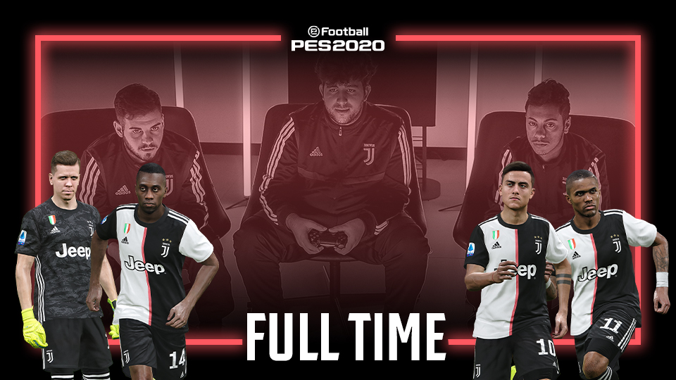 90' FULL TIME!! 2-4  @ETTORITO DOES IT AGAIN! 👏👏👏 What a turnaround for Juve!  WATCH AGAIN ➡️ http://youtu.be/ld8CmiWsUmk @Konami @officialpes