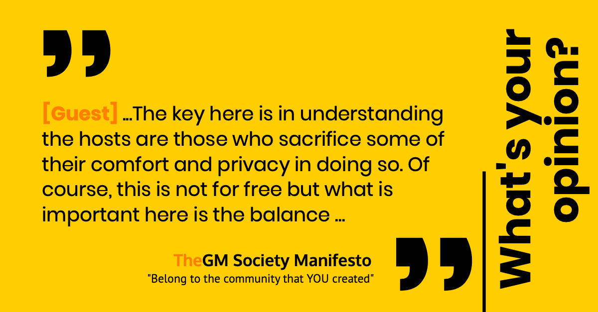 #TheGMSociety: You're invited into the world's most exciting and fastest-growing #TravelCommunity. Belong to the community that #YOU created.pic.twitter.com/Nl3spvf6J4