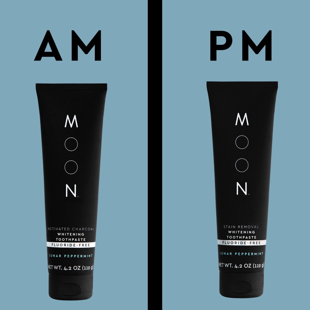 @KendallJenner's picks for morning v. night — how do you switch up your routine? #MOONByKendall