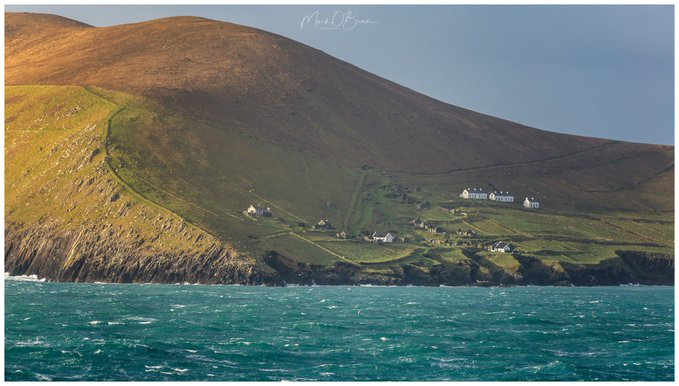test Twitter Media - RT @DiscoverIreland: 📍 Great Blasket Island, County Kerry  📸 MT @markobrienkerry https://t.co/44Hx9dbWPn
