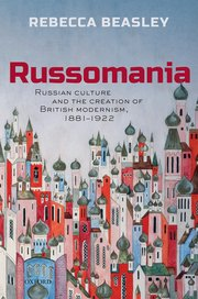 """I find it comforting to see that some good books   are still being published. """"Russomania: Russian culture & the creation of British #modernism"""" by my former instructor Rebecca Beasley is out today. Definitely on my reading list! @OUPAcademic https://global.oup.com/academic/product/russomania-9780198802129?cc=fr&lang=en&…pic.twitter.com/LLReI6j5Sp"""