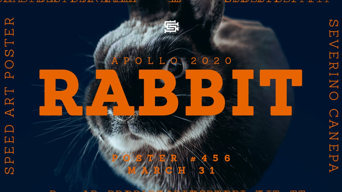 Rabbit #Poster 456 Speed Art Video: https://youtu.be/n3P8nbwA8Oc  Website: https://severinocanepa.com/project/rabbit-poster-456/ … #designinspiration #simplycooldesign #inspirationseed #modernart #postereveryday #graphic #skull #creation #visualart #GraphicDesigner #rabbitpic.twitter.com/sopvx5xabl