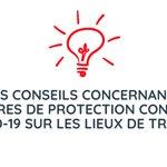 Image for the Tweet beginning: Découvrez les fiches conseils métiers