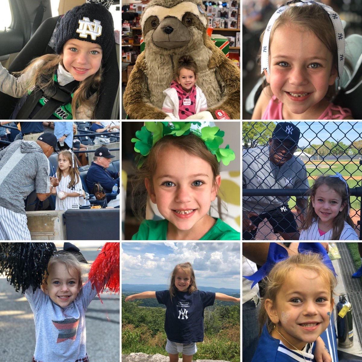 Today our baby girl turned 6! She is full of life, smart, sassy, sweet and caring! Here's to another year full of adventures my sweet princess!! #GrowingUpTooFast #OurBaby #PrincessEvie #SixGoingOnSixteenpic.twitter.com/LCWarvKXUY