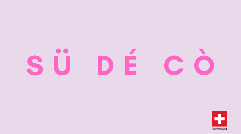 """You need to stay """"sü dé cò"""".  This is a Swiss Italian (dialect) expression used to encourage someone to stay cheerful in a difficult period. #StayAtHome #CHvsCOVID19pic.twitter.com/9MTldohDpc"""