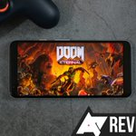 Image for the Tweet beginning: Review: Doom Eternal is a