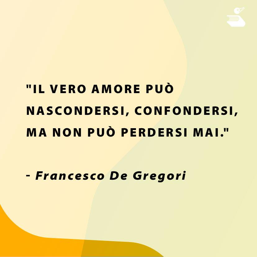 #FrancescoDeGregori