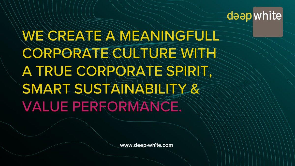 #Corona als Chance für #Unternehmen begreifen: Widerstandsfähigkeit & #Digitalisierung stärken &   #Unternehmenskultur #nachhaltig gestalten. Mit check it.sustainability von deep white. Mehr in unserem #webinar. #GegenwartVerändern #ZukunftGestalten #VerantwortungÜbernehmen #CSRpic.twitter.com/wp5KRAFPSR
