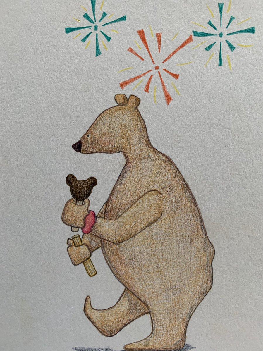 Looking forward to healthier, happier, more magical days ahead. #illustration #draw #bear #Disney #coronavirus #Quarantine #disneymagicmoments #DisneyWorld #COVID19pic.twitter.com/Tc5cZy2u0Z