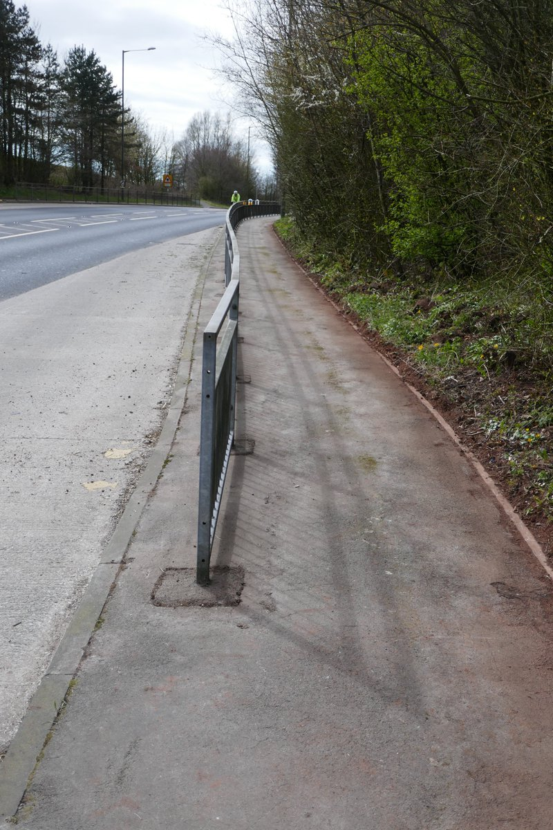 Four hours hard graft on the A590 bus stop near #Lindal today ~ job done  Nice to meet Stuart of @HighwaysNWEST who is going to reinstate the bus stop markings #result #Lengthsman #Hardworkpic.twitter.com/EZ1t7CTFFy