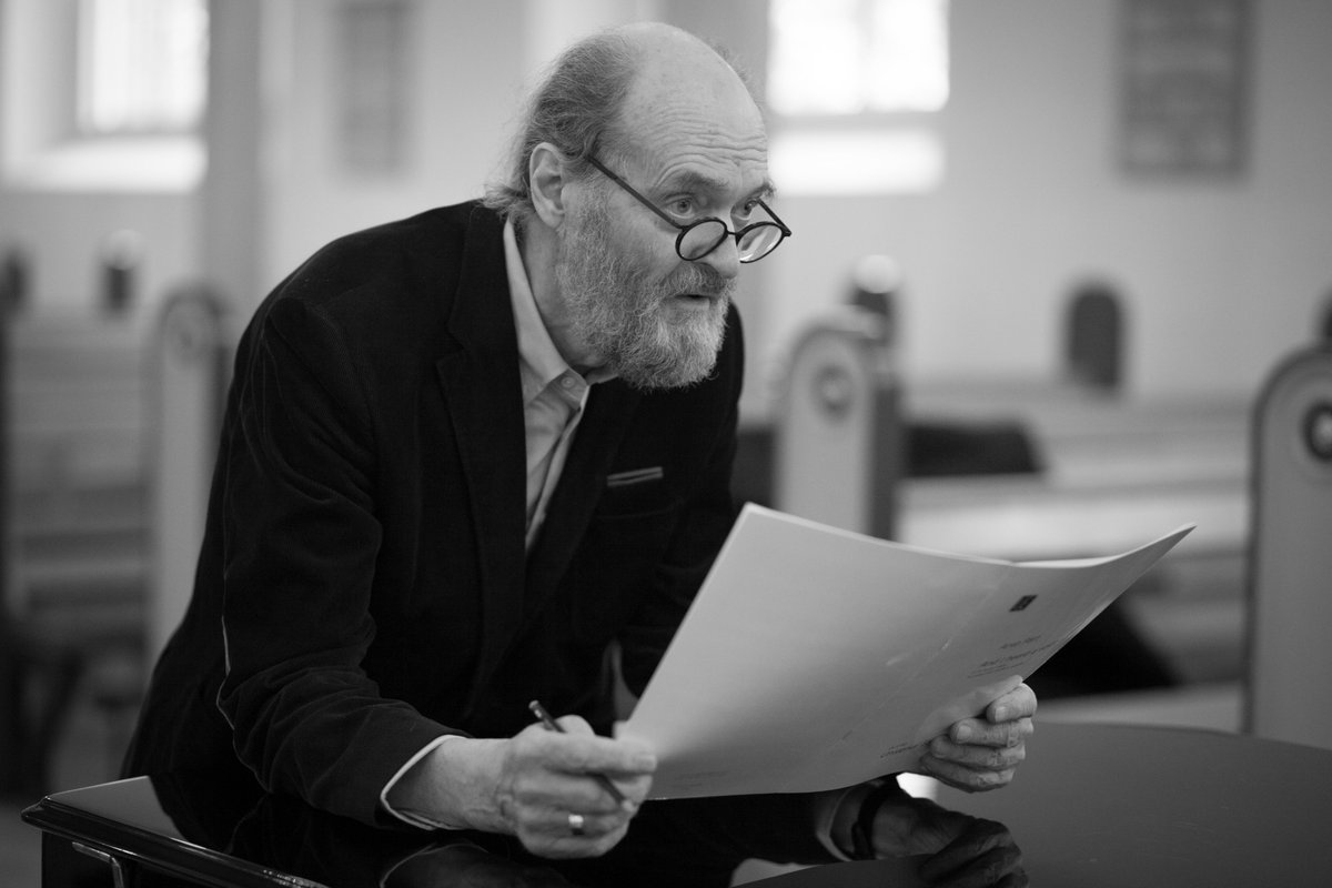 Congratulations to #composer #ArvoPärt 🙌💐